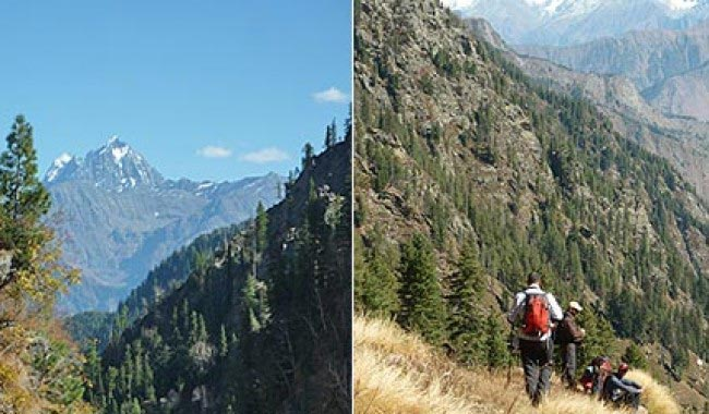 Chamba Valley Trek From Mcleodganj Tour
