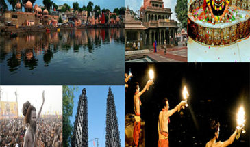 3 Night 4 Days (Indore - Ujjain - Omkareshwar -Indore) Tour