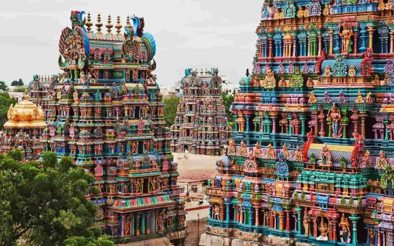 Madhurai Rameshwaram Kanyakumari Tour (3N - 4D)