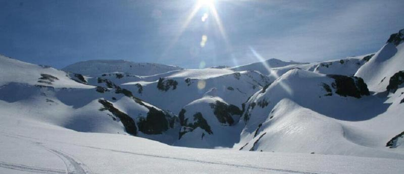 1 Hr Snowmobile Tour From Gullfoss Package