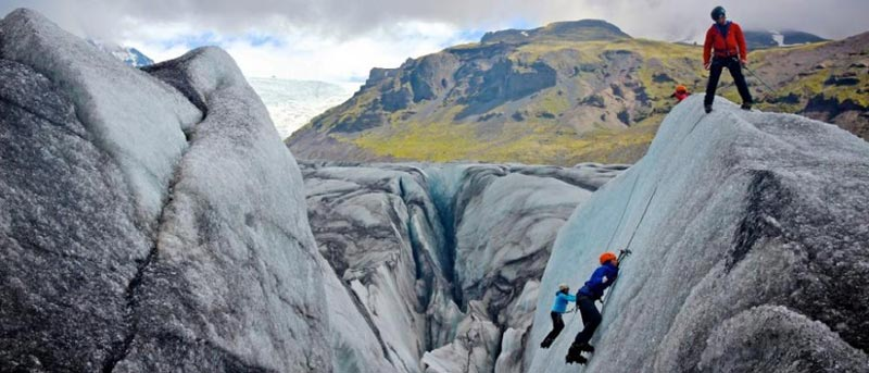Skaftafell Ice Climbing Package