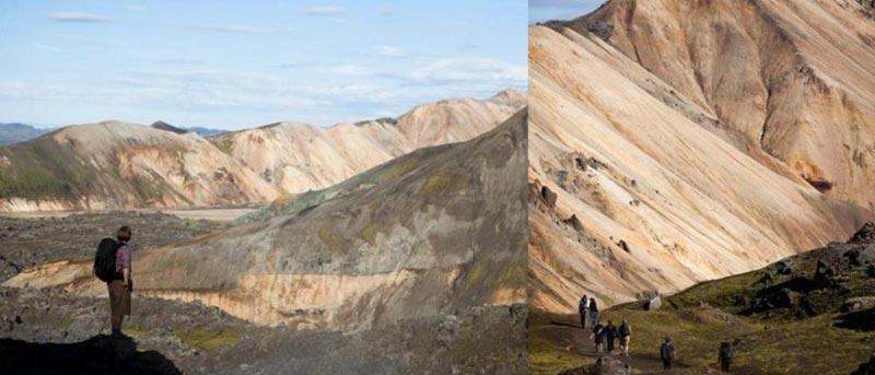Trekking Laugavegur Route Package
