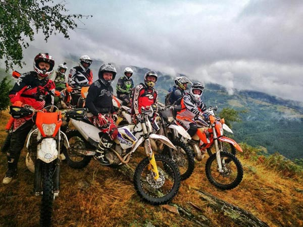 Three Days Enduro Adventure Tour