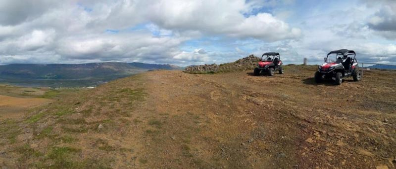 Buggy Extra – 2 Hours In The Outskirts Of Reykjavík Package
