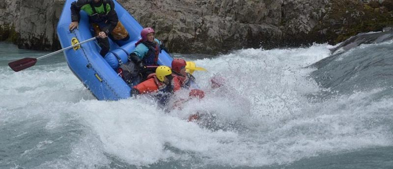 Whitewater Rafting Action North Package