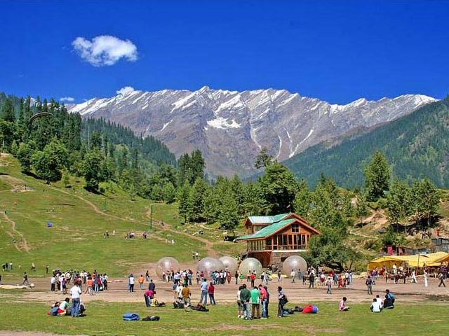 Delhi To Manali  Tour(4 Days/3 Nights)