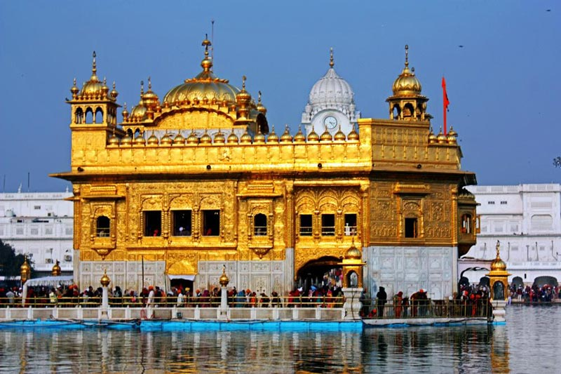 Chandigarh To Golden Temple Amritsar(2 Days/1 Night) - Local Sightseeing, Attari Boarder Tour