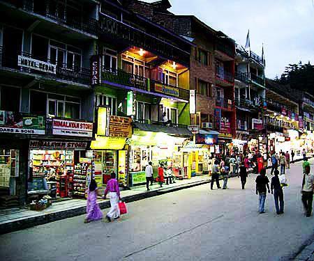 Unlimited Himachal 8Night/9Days (Shimla+ Manali+Kullu+Dharamshala+Dalhousie) Tour