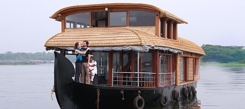 Kerala Backwater Holiday Tour