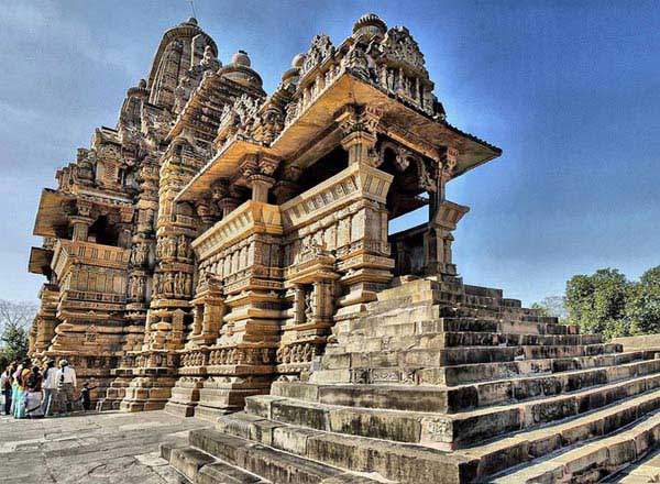 Khajuraho Temples With Panna National Park Tour