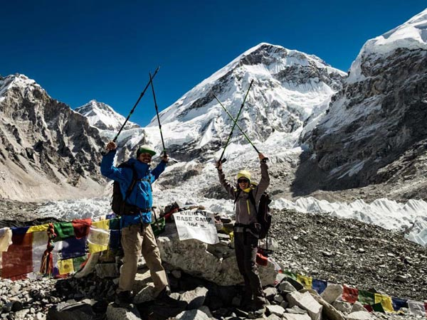 Jiri To Everest Base Camp Trek Package