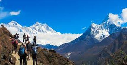 Gokyo Cho La Via Everest Base Camp Tour