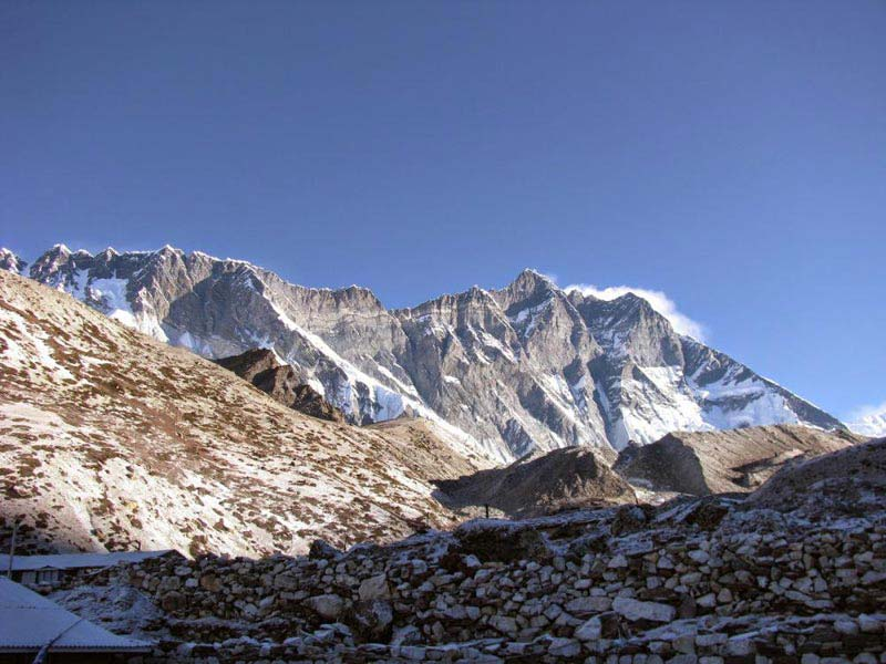 Everest Three Pass Trek Tour