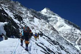 Lobuche Peak Climbing With Ebc Tour