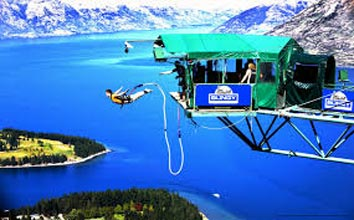 Bungee Jumping Tour