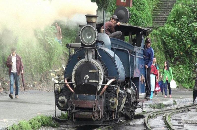 Toy Train Tour