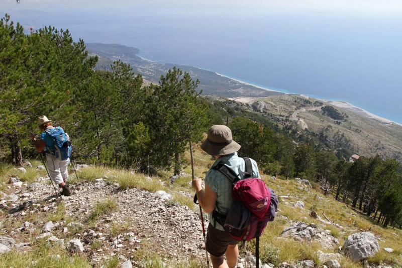 Trekking Week In Albania Package