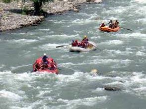 Rafting Shivpuri To Rishikesh Tour
