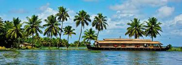 5 Days Kerala Honeymoon 4 Star Tour