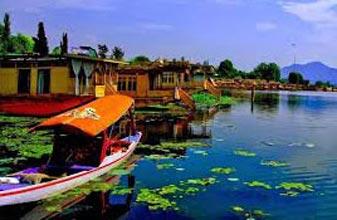 Kashmir With Delhi Tour