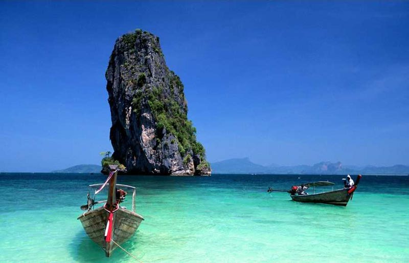 Thai Wonders – Krabi, Phuket, Pattaya, Bangkok – 07 Nights/08 Days
