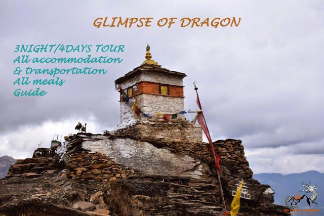 Glimpse Of The Dragon Tour