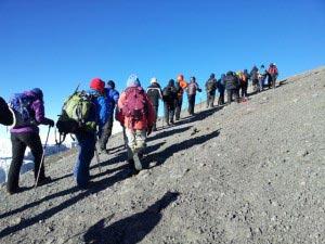 7-Day Kilimanjaro Marangu Route Tour