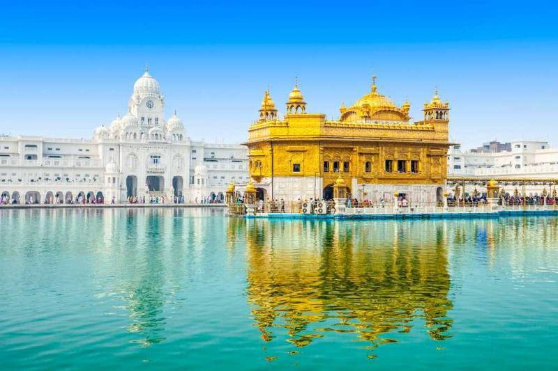 CHANDIGARH & AMRITSAR SPECIAL TOUR HOTEL ONLY 3 NIGHTS 4 DAYS