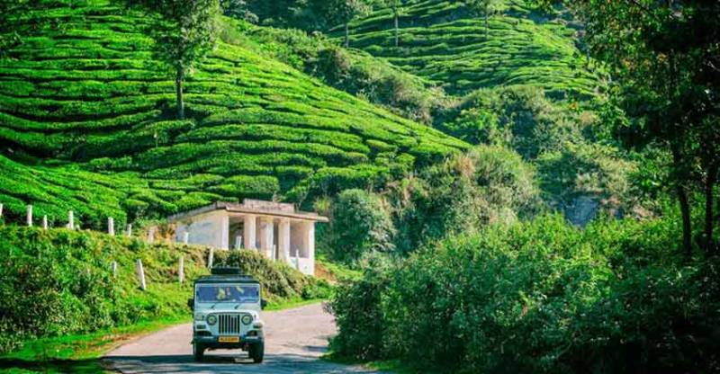 09 Nights And 10 Days Kerala Tour By Dzire Cab