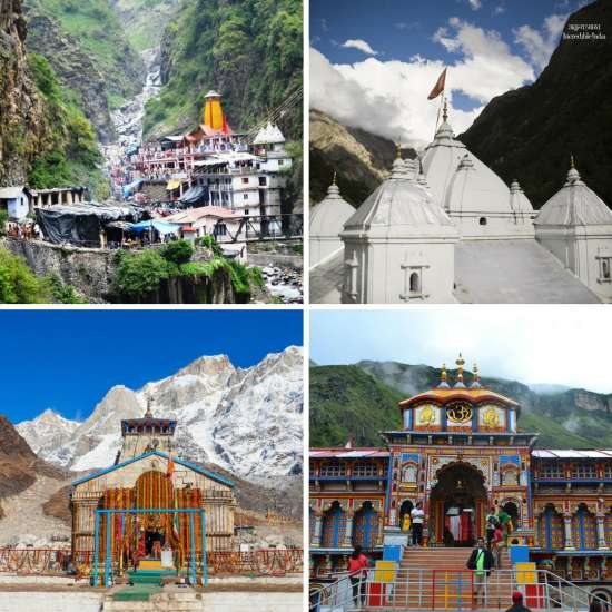 Char Dham Yatra 09 Nights 10 Days
