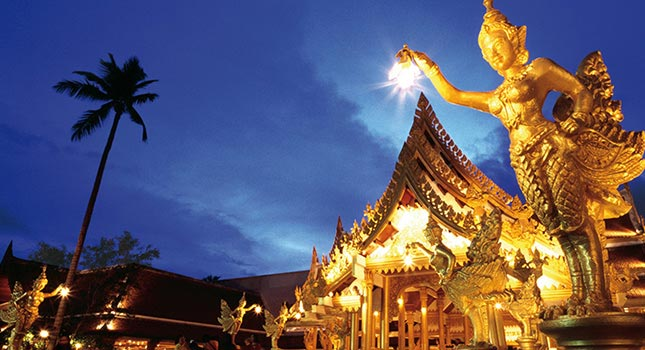 Thailand Holiday Package 5 Days