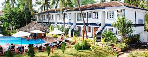 Santana Beach Resorts, North Goa(Code : 72287)