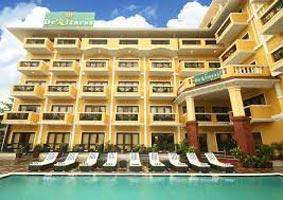Resort De Alturas Resort, North Goa(Code : 71039)