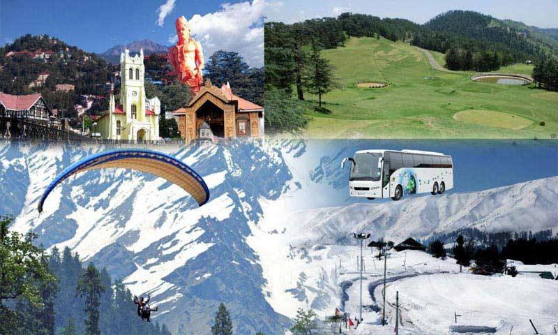 Shimla - Manal Trip 5N/6D Package