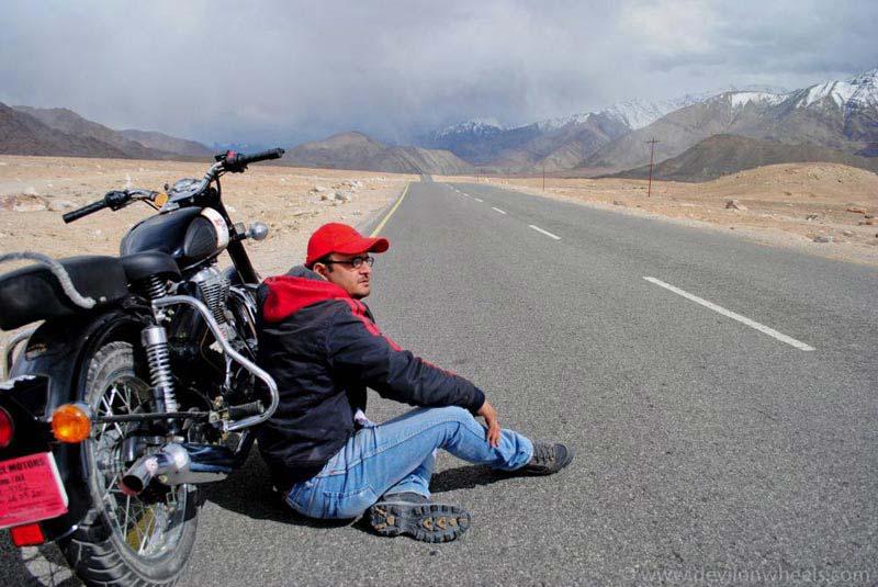 Motorbike Trip To Ladakh 10 Days Tour