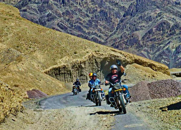 Motorbike Trip To Ladakh 6 Day Tour