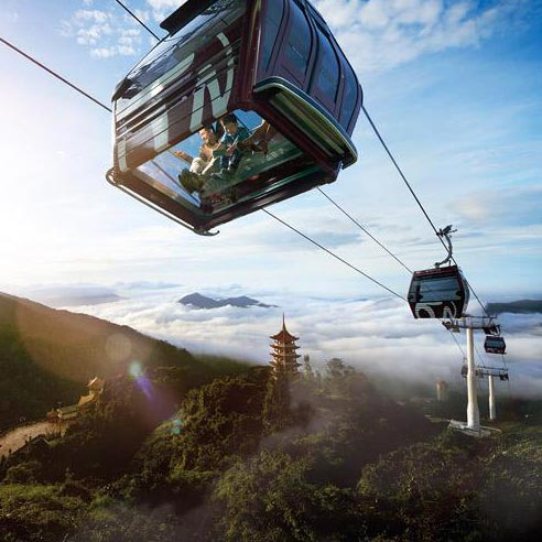 Genting And Kuala Lumpur 3 Nights And 4 Days Package