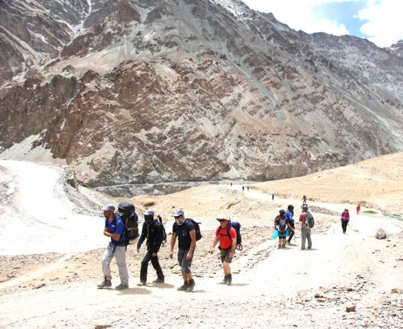 Trekking Zingchen To Chilling Tour