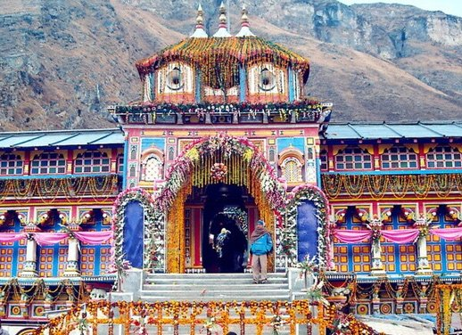 Kedarnath Badrinath Tour Package
