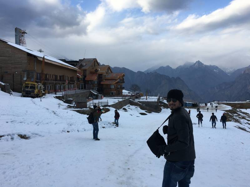 Auli Weekend Tour Package