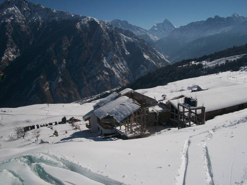 Auli Tour Package 5 Days