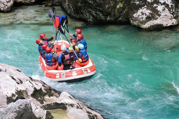 Rafting From Shivpuri Package
