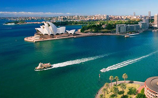 Australian Adventures(8 Nights) Tour