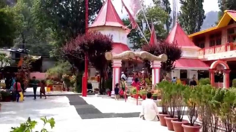 Naina Devi Temple Tour
