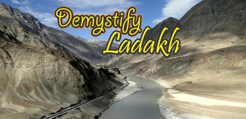 Leh Ladakh Tour 07 Nights / 08 Days