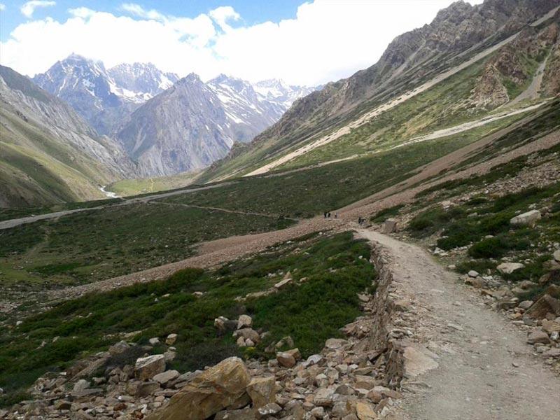 Adi-Kailash & Om Parvat Trek Tour