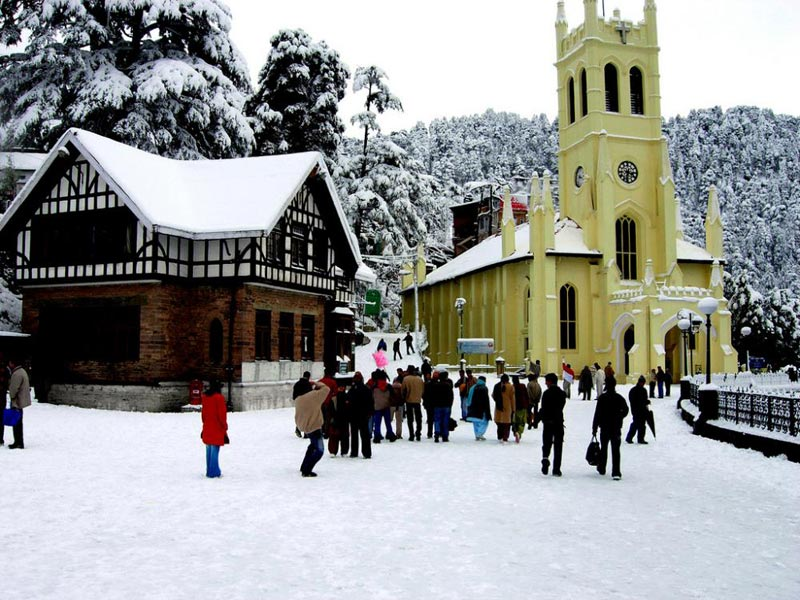 Shimla Package By Volvo