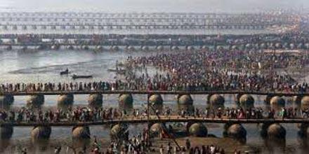 Tour Of Varanasi Allahabad