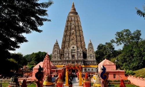 Varanasi , Allahabad , Gaya And Buddha Gaya Tour Program