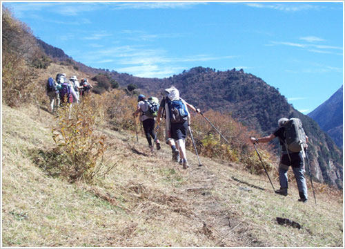 The Tribal Village - Trekking Tour